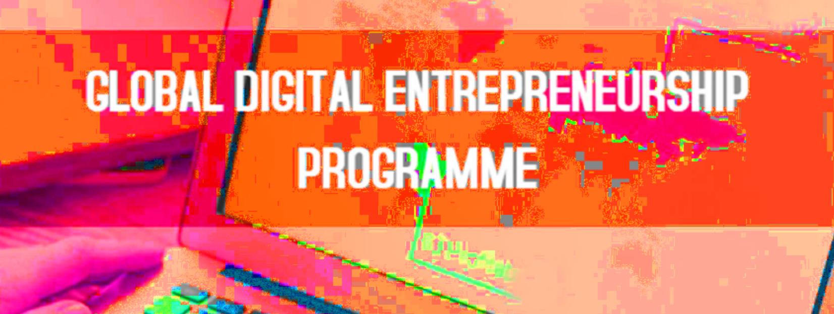 Global Digital Entrepreneurship Programme 2020